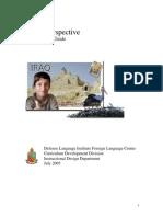 Iraq Orientation