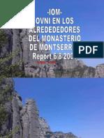 -Iom- Ovni Sobre Las Instalaciones de Montserrat Report de Dani 6-8-2009