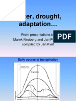 Water Drought Adaptation