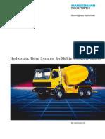 Sistemas Hidrostaticos Para Maquinas Concreteras