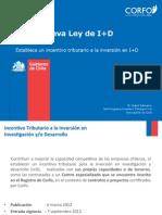 Presentacion Ley I+D
