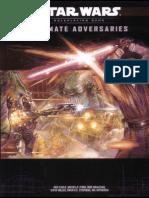 Star Wars Ultimate Adversaries