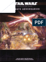 Star Wars Ultimate Adversaries