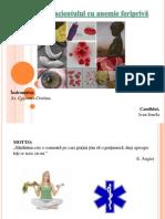 Ingrijirea Pacientului Cu Anemie Feripriva 2012