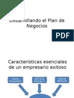 D.E. SESION III Plan de Negocios 1