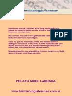 Terminologia Forense - Pelayo Ariel Labrada