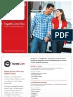 Toyota - ToyotaCare Plus