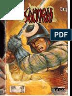018 Samurai John Barry