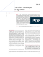 Peptide auriculaire natriurétique et peptides apparentés