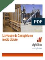 15 Lixiviacion de Calcopirita en Medio Cloruro