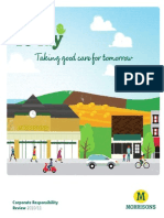 Morrisons Corporate Responsibility Review 2011