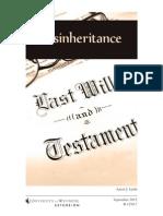 Disinheritance.pdf