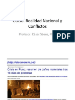 1. Realidad Nacional Peru