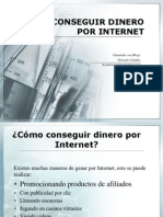 Como Conseguir Dinero Por Internet Como Afiliado (Slideshare)