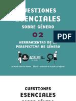 Cuestiones de Género 2