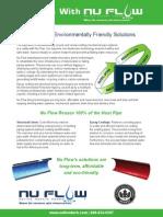 Green Flyer - Print Quality