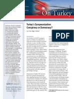 Turkey's Europeanization