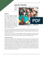 poblacin indgena de colombia
