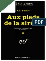 Aux Pieds de La Sirene - Al Frey