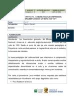 Formato Para Presentacion Proy. de Aulas Tic