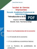 U1-Fundamentos de Economía
