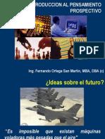 1 Breve Introduccion a La Prospectiva Fernando Ortega