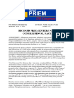 RP Announcement Press Release