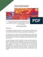ESENCIAS CHAMÁNICAS DE MÉXICO