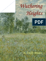 eBook - Wuthering Heights - Emily Bronte - Literature Classics