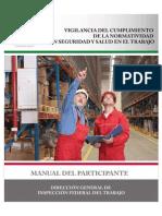 Vigilancia Del Cumplimiento de La Normatividad en Seguridad y Salud en El Trabajo