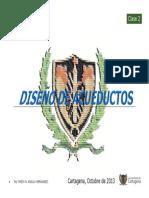 Diseño de Acueducto - Clase 2