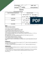 Faculté pluridisciplinaire de Nador                                                SVI (1)