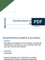 9 DECARBOXILAREA OXIDATIV-é A PIRUVATULUI.pptx