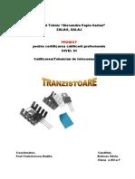 Atestat Tranzistoare.doc