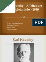 Karl Kautsky - A Ditadura Do Proletariado