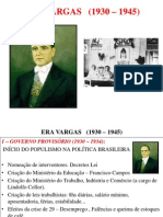 Aula de Era Vargas - Unificado