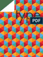 Typography Compendium 2013