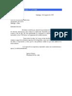 Carta Formal 7-8