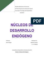 Desarrollo endógeno