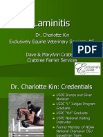 Laminitis Client Ed Spring 2009 (1)