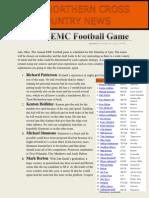 emc football game 2