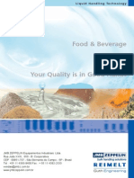 Food and Beverage 2008 E