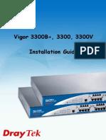 ENG-Vigor3300 Series UG
