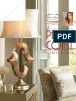 kathy ireland Home by Pacific Coast Lighting