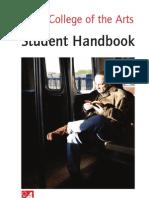 OCA Student Handbook 090709