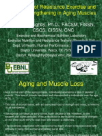 Exercise and Muscle Strengthening in Aging_HOTWAGS