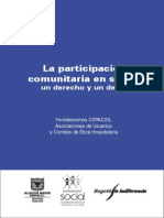 Fortalezcamos Copacos, Asociaciones y Comités de Ética