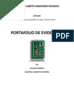 Portafolio de Evidencias II