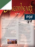 Dragonheart Rulebook