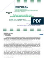 Proposal MTQ Mahasiswa Se-Sulawesi Tenggara PDF